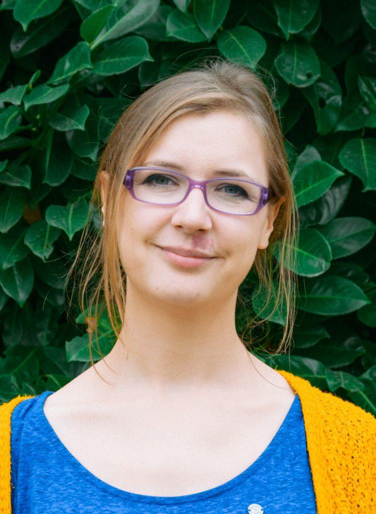 Sarah Meyer-Maschwitz Dipl. Soziologin Personalabteilung Verwaltung Stellvertretende Leitung